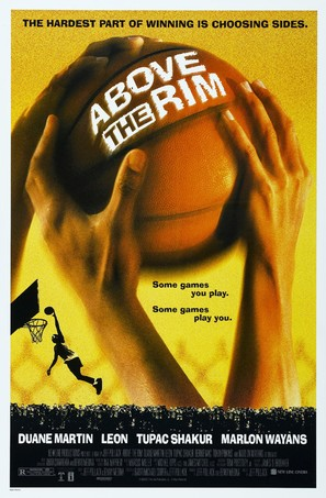 Above The Rim - Movie Poster (thumbnail)