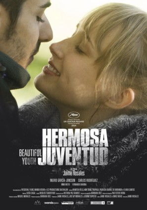 Hermosa juventud - Spanish Movie Poster (thumbnail)