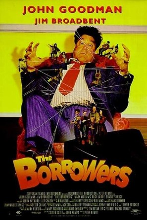 The Borrowers - Movie Poster (thumbnail)