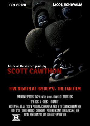 five nights at freddy s the fan movie 2017 movie posters
