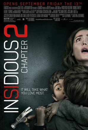 Insidious: Chapter 2 - Movie Poster (thumbnail)