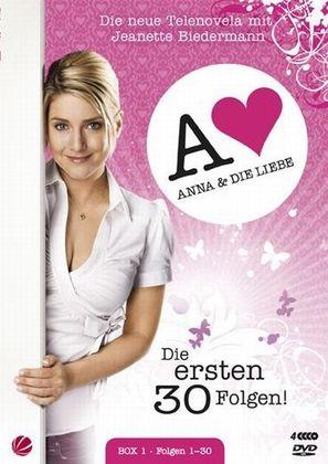 """Anna und die Liebe"" - German DVD movie cover (thumbnail)"
