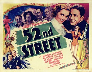 52nd Street - Movie Poster (thumbnail)