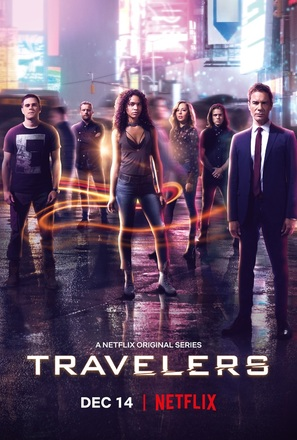 """Travelers"" - Movie Poster (thumbnail)"
