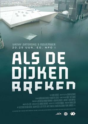 """""""Als de dijken breken"""" - Dutch Movie Poster (thumbnail)"""