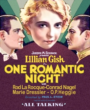 One Romantic Night - Movie Poster (thumbnail)