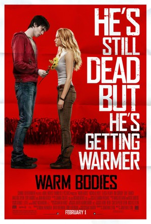 Warm Bodies - Movie Poster (thumbnail)