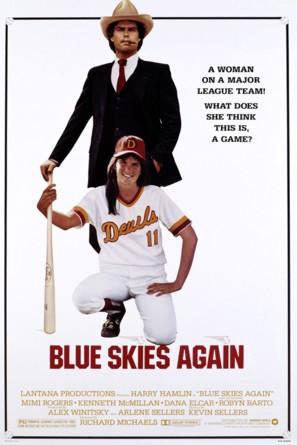 Blue Skies Again - Movie Poster (thumbnail)