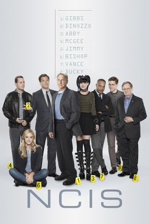 """Navy NCIS: Naval Criminal Investigative Service"" - Movie Poster (thumbnail)"