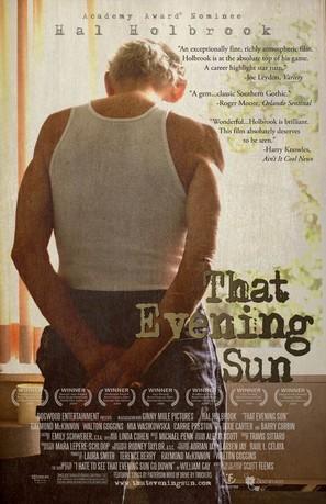 That Evening Sun - Movie Poster (thumbnail)