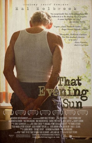 That Evening Sun - Movie Poster (thumbnail)