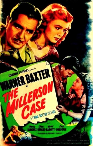 The Millerson Case - Movie Poster (thumbnail)