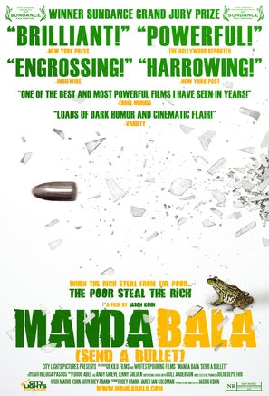 Manda Bala - Movie Poster (thumbnail)