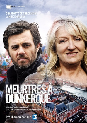 """Meurtres à..."" Meurtres à Dunkerque - French Movie Poster (thumbnail)"
