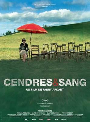 Cendres et sang - French Movie Poster (thumbnail)