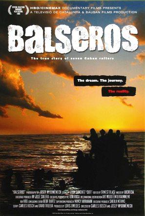 Balseros - Movie Poster (thumbnail)