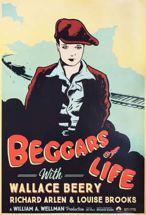 Beggars of Life - Re-release movie poster (thumbnail)
