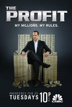 """The Profit"" - Movie Poster (thumbnail)"