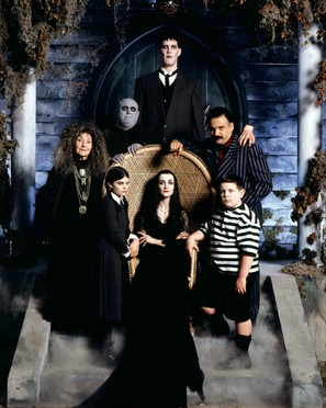 """The New Addams Family"""