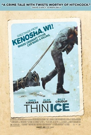 Thin Ice - Movie Poster (thumbnail)