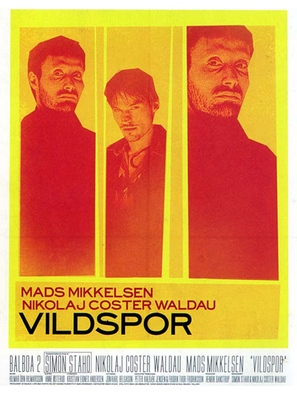 Vildspor - Danish Movie Poster (thumbnail)