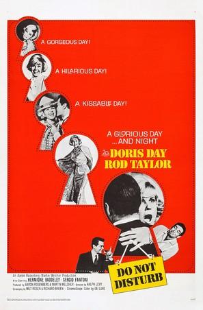 Do Not Disturb - Movie Poster (thumbnail)