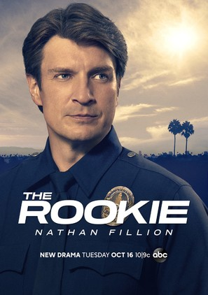 """The Rookie"" - Movie Poster (thumbnail)"
