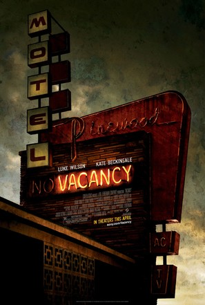 Vacancy - Theatrical poster (thumbnail)