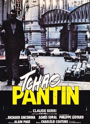 Tchao pantin - French Movie Poster (thumbnail)