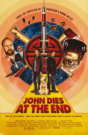 John Dies at the End - Movie Poster (thumbnail)