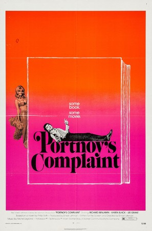 Portnoy's Complaint - Movie Poster (thumbnail)