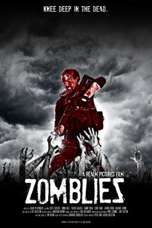 Zomblies - British Movie Poster (thumbnail)