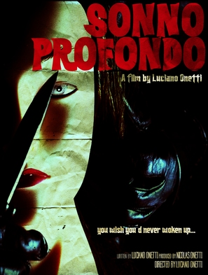 Sonno Profondo - Argentinian Movie Poster (thumbnail)
