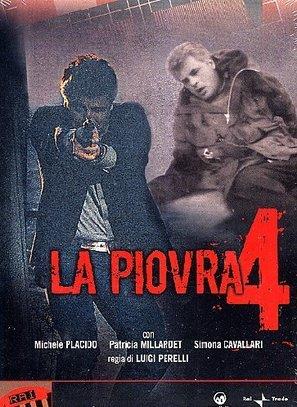 """La piovra 4"" - Italian Movie Cover (thumbnail)"