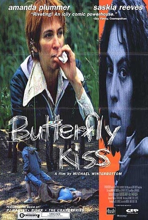 Butterfly Kiss - poster (thumbnail)