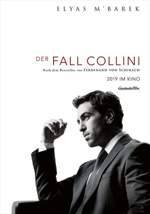 The Collini Case - German Movie Poster (thumbnail)