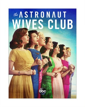 """""""The Astronaut Wives Club"""" - Movie Poster (thumbnail)"""