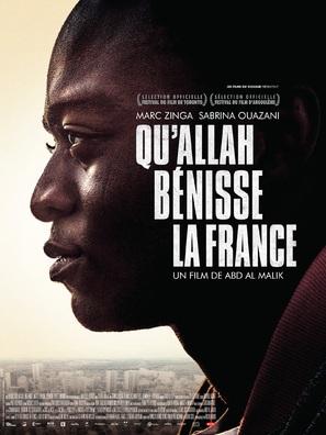 Qu'Allah bénisse la France! - French Movie Poster (thumbnail)