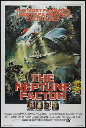 The Neptune Factor - Movie Poster (thumbnail)