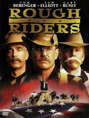 """Rough Riders"" - Movie Cover (thumbnail)"