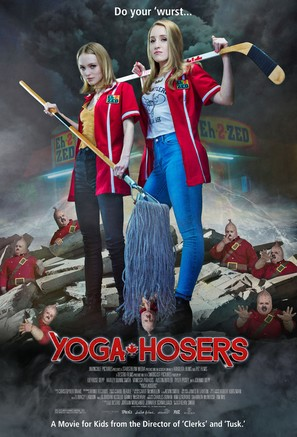 Yoga Hosers - Movie Poster (thumbnail)