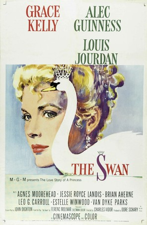 The Swan - Movie Poster (thumbnail)
