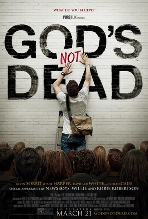 God's Not Dead - Movie Poster (thumbnail)