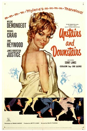 Upstairs and Downstairs - Movie Poster (thumbnail)