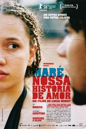 Maré, Nossa História de Amor - Brazilian poster (thumbnail)