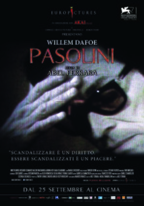 Pasolini - Italian Movie Poster (thumbnail)