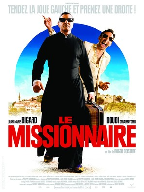 Missionnaire, Le - French Movie Poster (thumbnail)