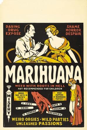 Marihuana - Movie Poster (thumbnail)