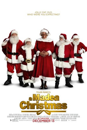 A Madea Christmas - Movie Poster (thumbnail)