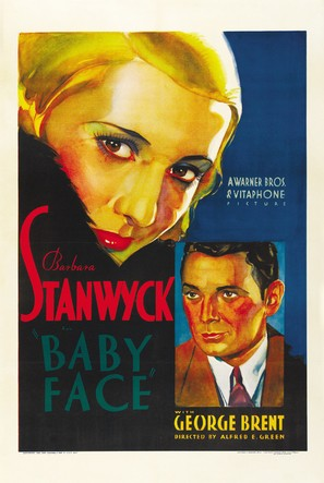 Baby Face - Movie Poster (thumbnail)